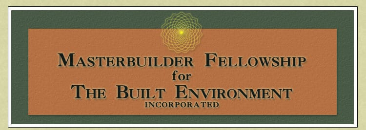 Masterbuilder Fellowship for the Built Environment